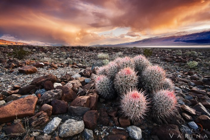 Landscape Photography from Death Valley National Park, Californa