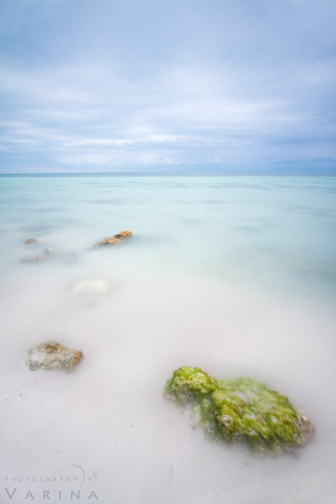 ND Photography Filters to Photograph Bahia Honda State Park in Florida, USA by Varina Patel