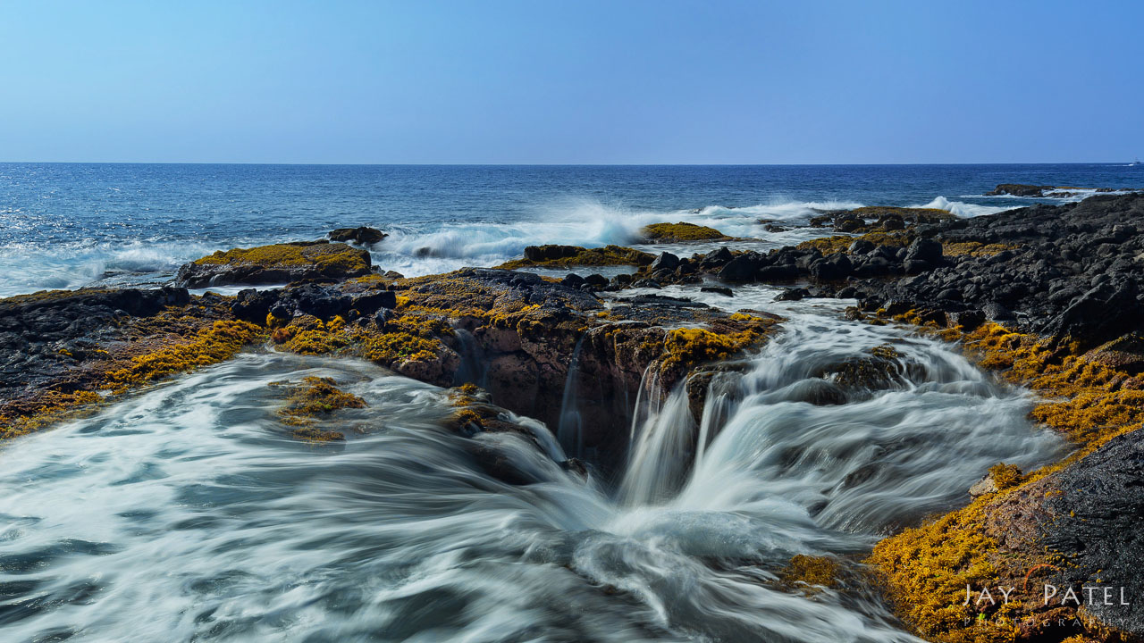Neutral Density Photography Filter Example
