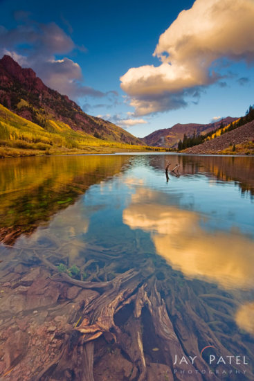 Travel photography from Snowmass Wildlerness Reflections, Colorado