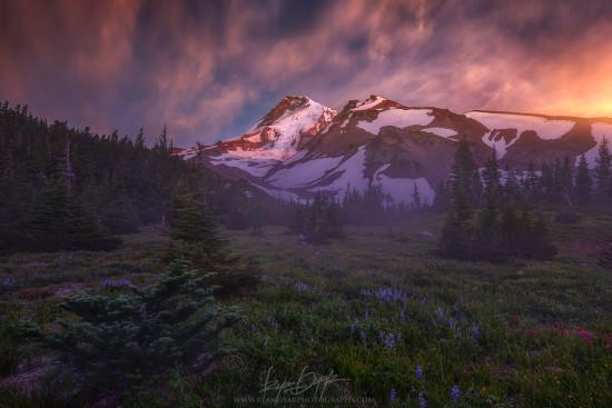Mt. Hood, OR.