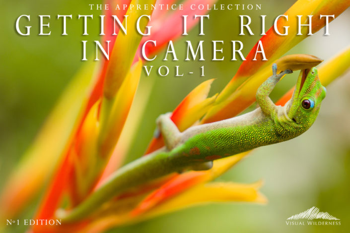Landscape Photography Tutorial - Getting it Right in Camera V1 Cover